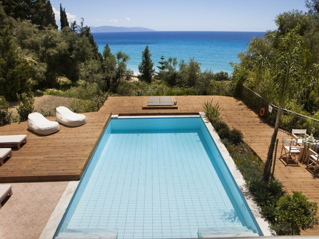 Holiday house Villa Blue (2235398), Plateies, Kefalonia, Ionian Islands, Greece, picture 1