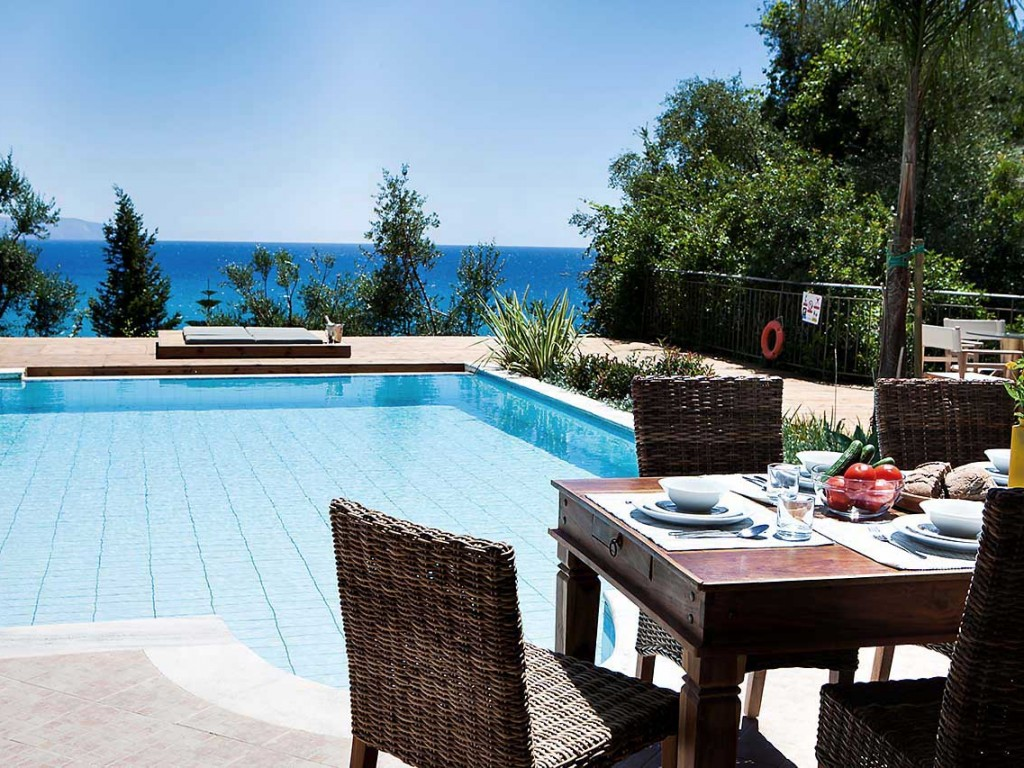 Holiday house Villa Blue (2235398), Plateies, Kefalonia, Ionian Islands, Greece, picture 3