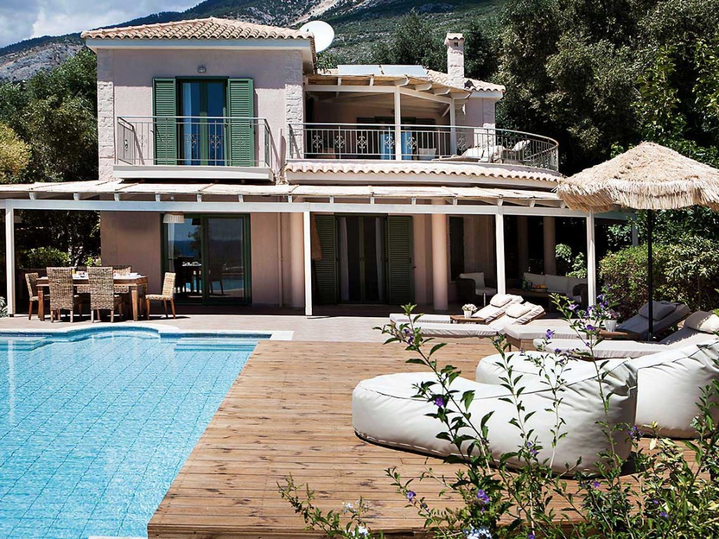 Holiday house Villa Blue (2235398), Plateies, Kefalonia, Ionian Islands, Greece, picture 4