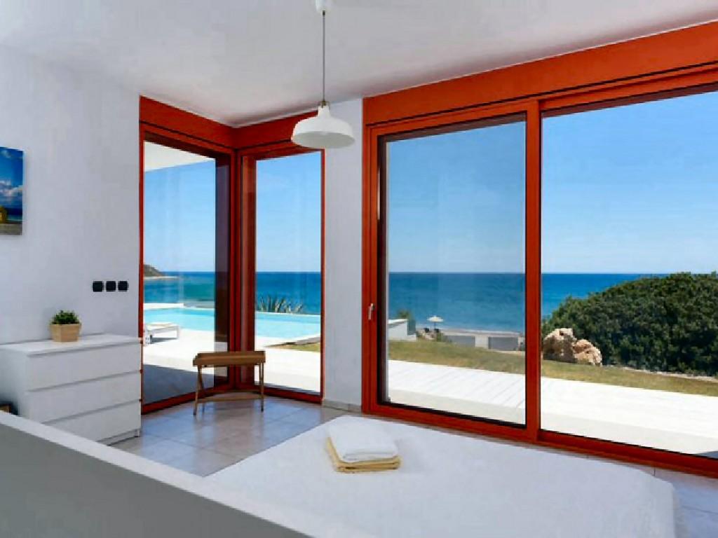 Ferienhaus Rhodos Seafront Whirlpool Villa  714 (2374873), Lachania, Rhodos, Dodekanes, Griechenland, Bild 7