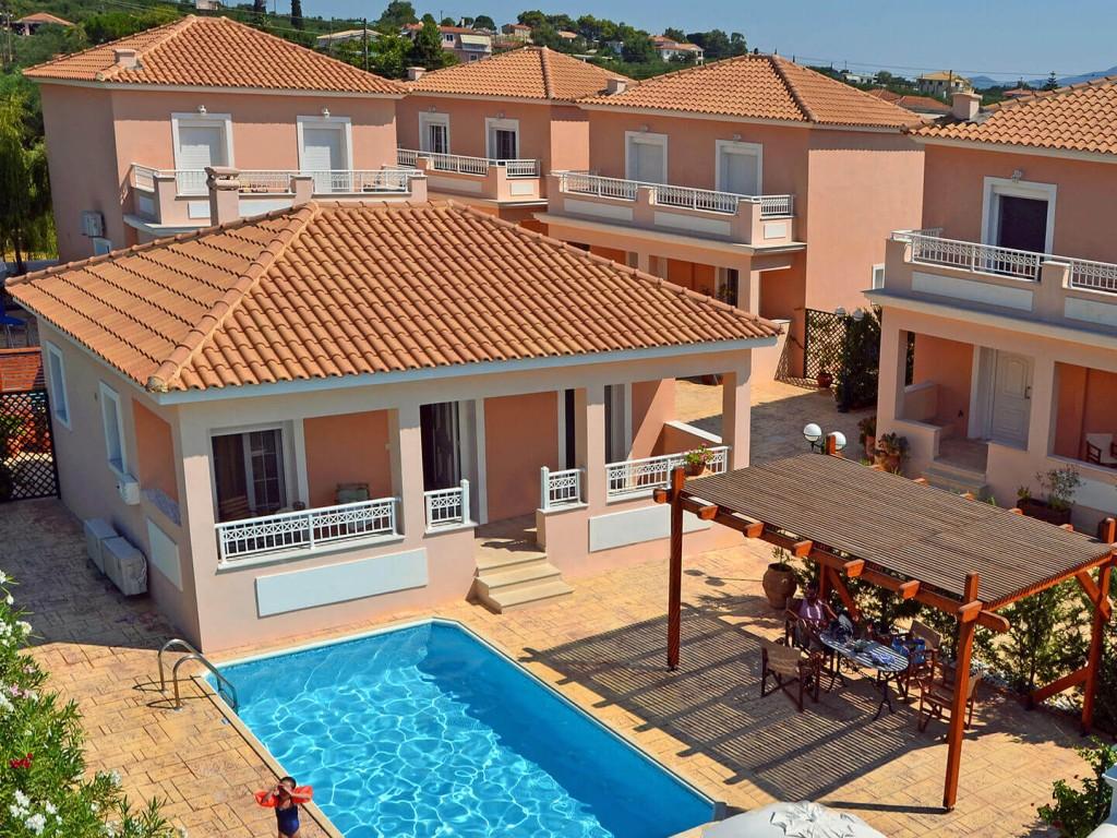 Holiday house Zakynthos Agios Sostis Villas   Villa Amarylis (1927685), Mouzaki, Zakynthos, Ionian Islands, Greece, picture 2