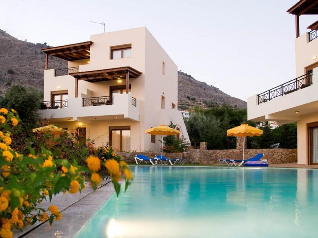 Holiday house Rhodos Villa  739 (2389167), Pefki, Rhodes, Dodecanes Islands, Greece, picture 4