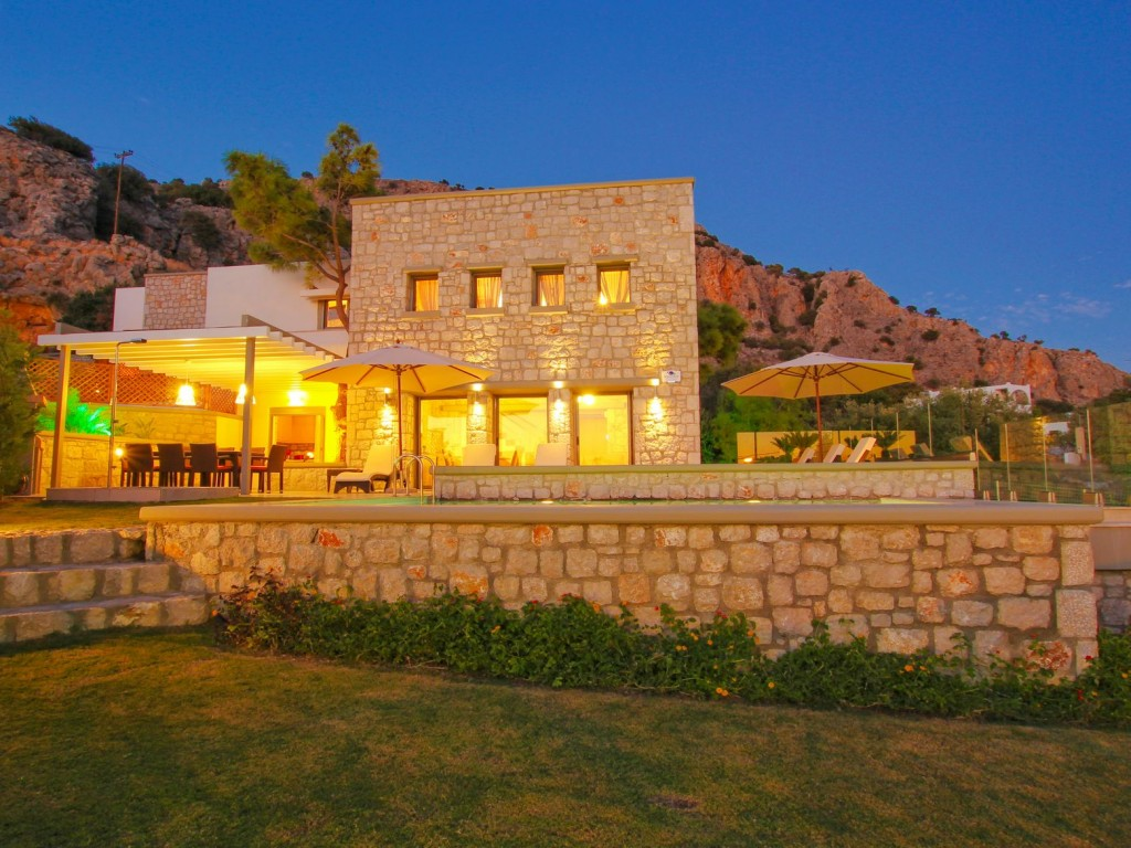 Holiday house Rhodos Villa  745 (2389173), Pefki, Rhodes, Dodecanes Islands, Greece, picture 3