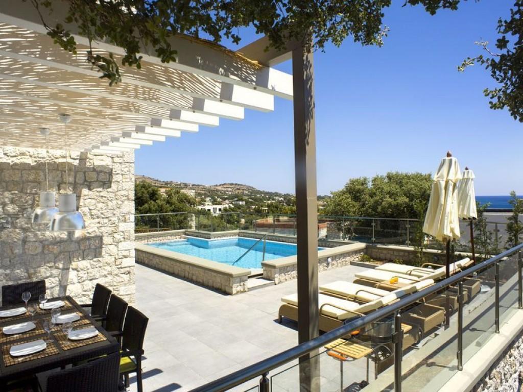 Holiday house Rhodos Villa  746 (2390631), Pefki, Rhodes, Dodecanes Islands, Greece, picture 5