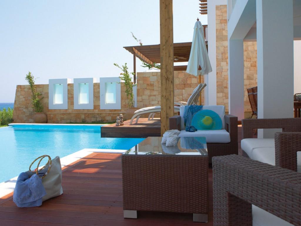 Ferienhaus Rhodos Prestige Spa Resort   Villas   Presidential Beach Villa 350qm (2398216), Lachania, Rhodos, Dodekanes, Griechenland, Bild 9