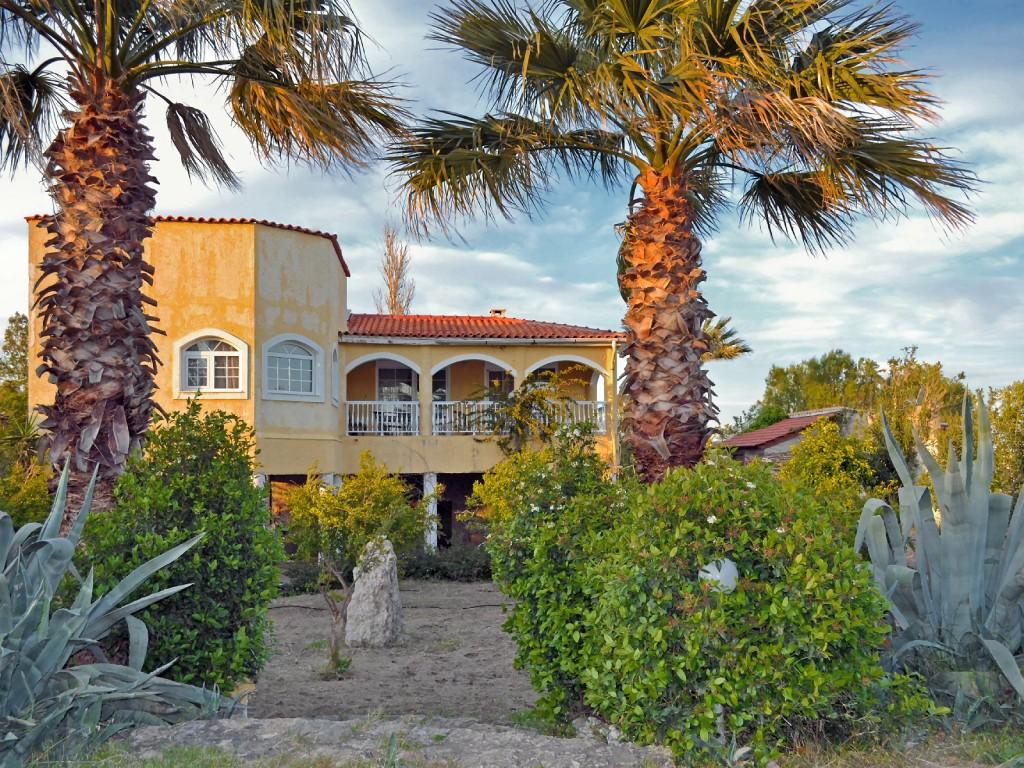 Rhodos Afandou Strandhaus