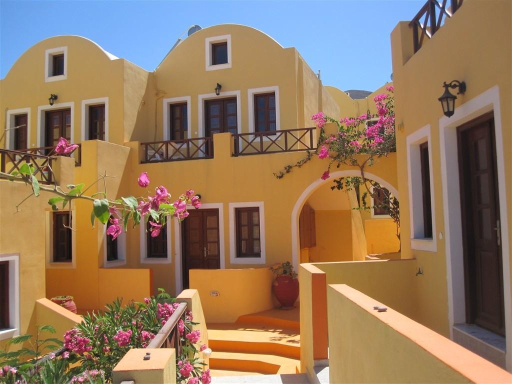 Ferienwohnung Ferienanlage Kolumbos Gardenview Apartment (1073273), Oia (GR), Santorini, Kykladen, Griechenland, Bild 11