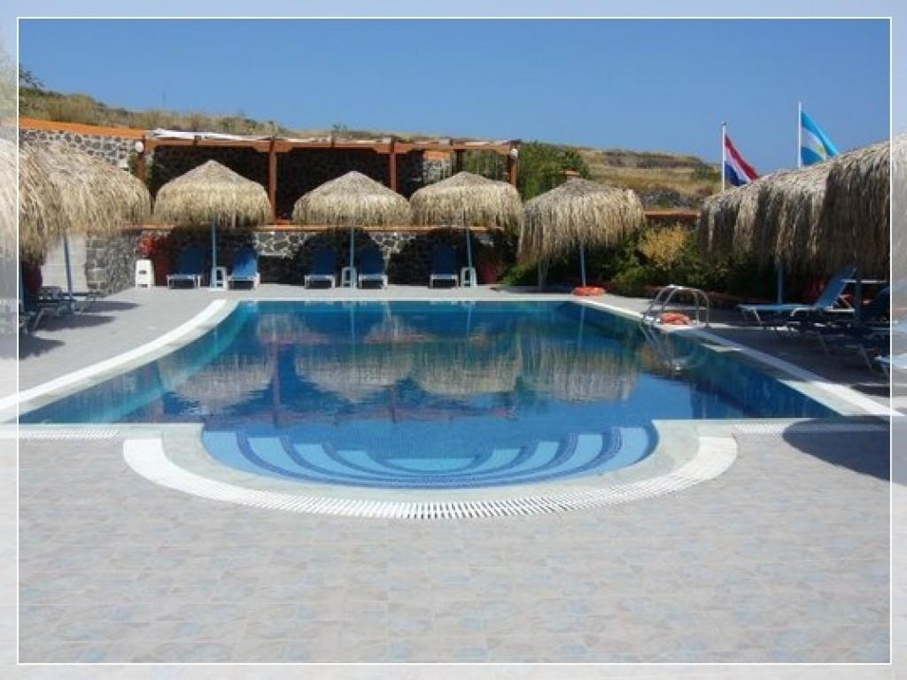 Ferienwohnung Ferienanlage Kolumbos Gardenview Apartment (1073273), Oia (GR), Santorini, Kykladen, Griechenland, Bild 4