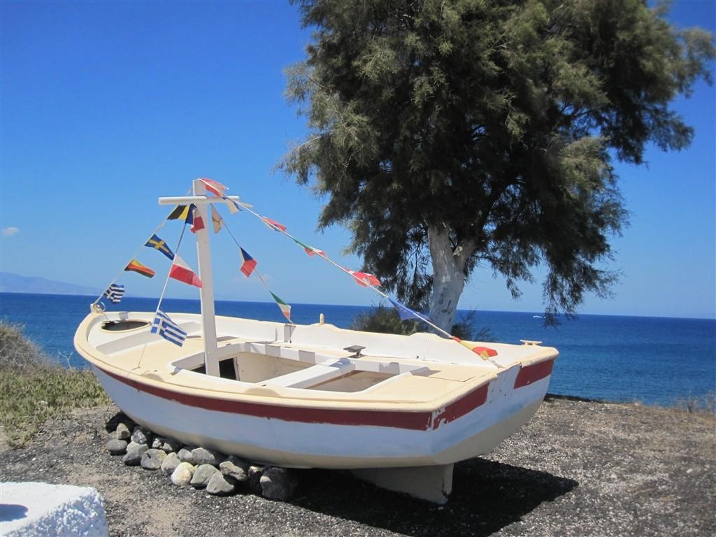 Ferienwohnung Ferienanlage Kolumbos Gardenview Apartment (1073273), Oia (GR), Santorini, Kykladen, Griechenland, Bild 7