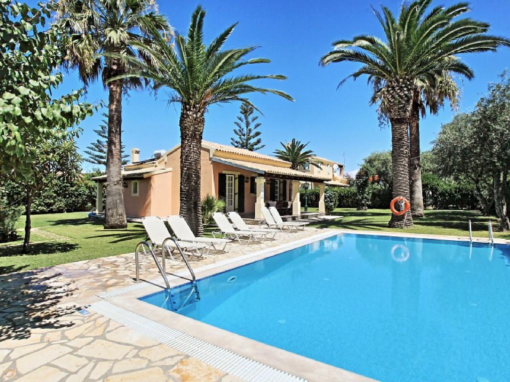 Korfu Palm Villa 917